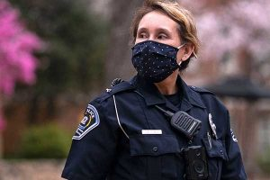 Officer Charlin Bolin Tickle